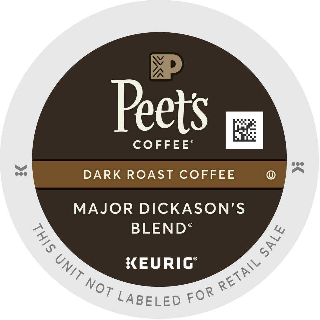 Peet's Coffee Major Dickason's Blend® K-Cups 22ct