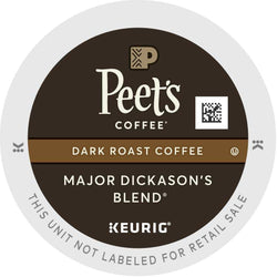 Peet's Coffee Major Dickason's Blend® K-Cups 88ct