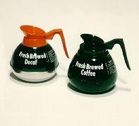 Grindmaster Plastic and Stainless Coffee Decanter