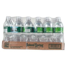 Poland Springs Bottled Water 24 16.9oz Bottles