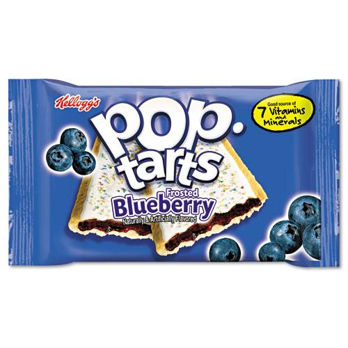 Pop Tarts Frosted Blueberry 6ct Box