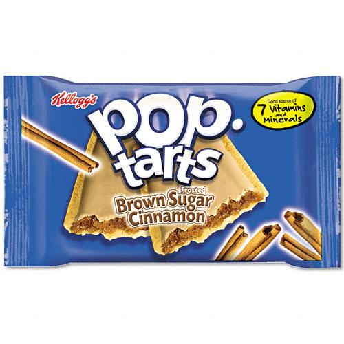 Pop Tarts Frosted Brown Sugar Cinnamon 6ct Box