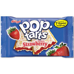 Pop Tarts Frosted Strawberry 6ct Box