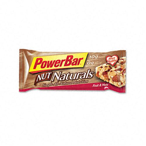 PowerBar Fruit and Nuts Nutrition Bars 15ct Box