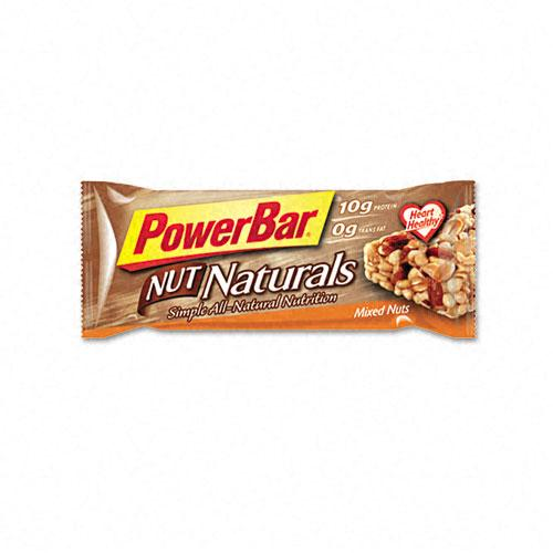 PowerBar Mixed Nuts Nutrition Bars 15ct Box