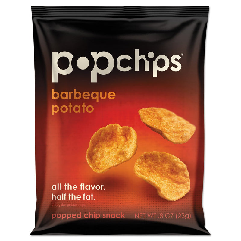 popchips Potato Chips BBQ Flavor 24ct