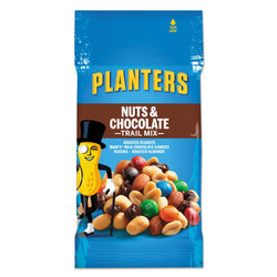 Planters Trail Mix Nut & Chocolate 72ct