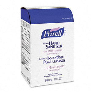 Purell Liquid Instant Hand Sanitizer Refill 800ml Pouch