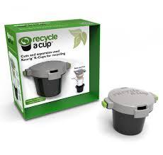 Recycle a Cup K-cup recycling device
