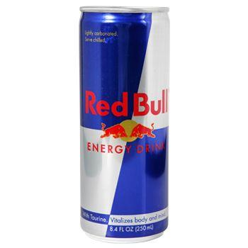 Red Bull Energy Drink 12 8.4oz Cans