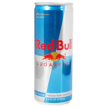 Red Bull Sugar Free Energy Drink 12 8.4oz Cans