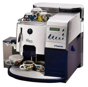 Saeco Royal Coffee Bar Espresso Machine