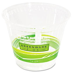 Savannah 12oz Clear Plastic Cups 50ct