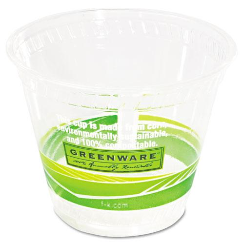 Savannah 16oz Clear Plastic Cups 50ct