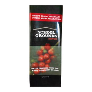 School Grounds Coffee Coffee Beans 12oz Bag