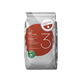 Seattle's Best Coffee Decaf Level 3 Coffee Beans 6 12oz Bags