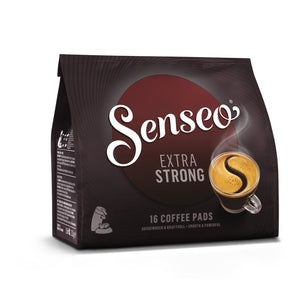 Senseo Espresso Extra Strong Coffee Pods 16ct