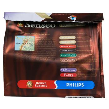 Senseo Origins Colombia Blend Coffee Pods 96ct Back
