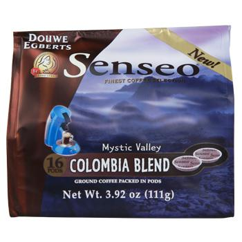 Senseo Origins Colombia Blend Coffee Pods 96ct