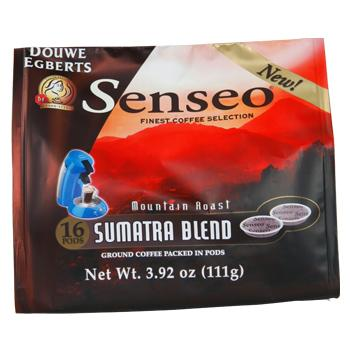 Senseo Origins Sumatra Blend Coffee Pods 16ct