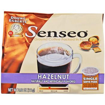 Senseo Vienna Hazelnut Waltz Coffee Pods 96ct