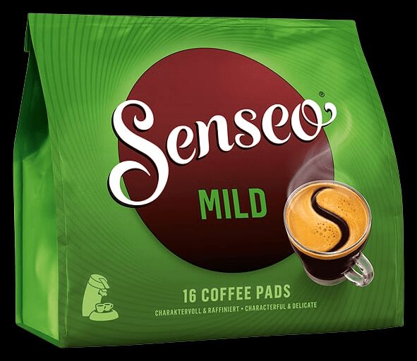Senseo Breakfast Blend Mild Coffee Pods 16ct
