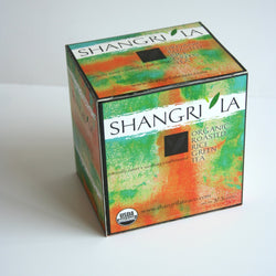 Shangri La Organic Roasted Rice Green Tea Sachets 15ct