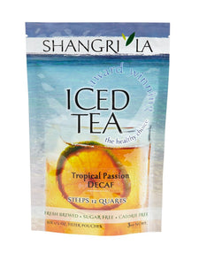 Shangri La Tropical Passion Decaf Iced Tea Packets 6ct