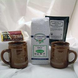 Allann Bros Simply Organic Coffee Gift Box
