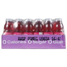 Skinny Water Raspberry Pomegranate Crave Control 24 16.9oz Bottles Box