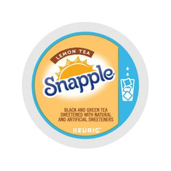 Snapple Lemon Iced Tea K-cups 88ct