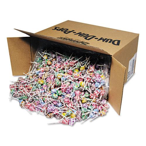 Spangler Pops Assorted Flavors 30LB Box