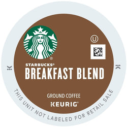 Starbucks Breakfast Blend K-Cup® Pods 96ct
