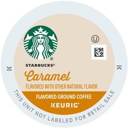 Starbucks Caramel K-Cup Coffee 24ct