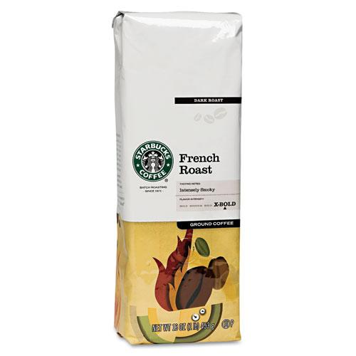 Starbucks Coffee French Roast 1Lb Bag of Beans