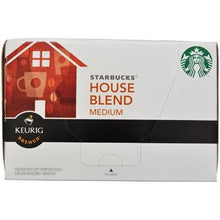 Starbucks House Blend K-Cups 10ct Box left side