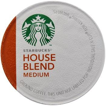 Starbucks House Blend K-Cups 10ct