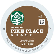 Starbucks Pike Place K-Cups 96ct