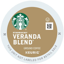 Starbucks Veranda K-Cups 24ct