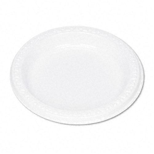 Tablemate White 6 Inch Plastic Plates 125ct ...  sc 1 st  CoffeeForLess & Tablemate White 6 Inch Plastic Plates 125ct | Plastic Plate \u2013 Coffee ...