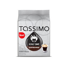 Tassimo King of Joe Espresso T Discs 16ct