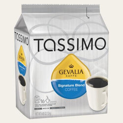 Gevalia Signature Blend Tassimo T-Discs Coffee 16ct