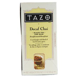 Tazo Chai Decaffeinated Tea 24ct Box