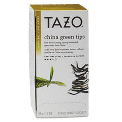 Tazo China Green Tips Tea 24ct Box