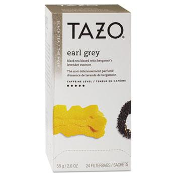 Tazo Earl Grey Tea 24ct Box