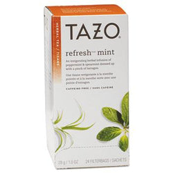 Tazo Refresh Tea 24ct Box