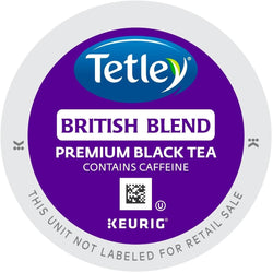 Tetley Tea British Blend K-cups 24ct
