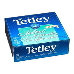 Tetley Tea Decaf Tea Bags 100ct
