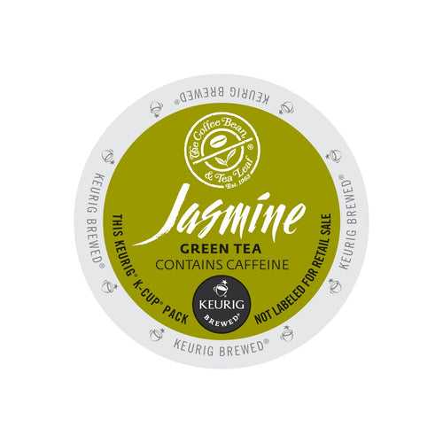 The Coffee Bean and Tea Leaf Jasmine Green Tea K-Cup® Pods 88ct