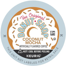 The Original Donut Shop Coconut Mocha K-cups 96ct